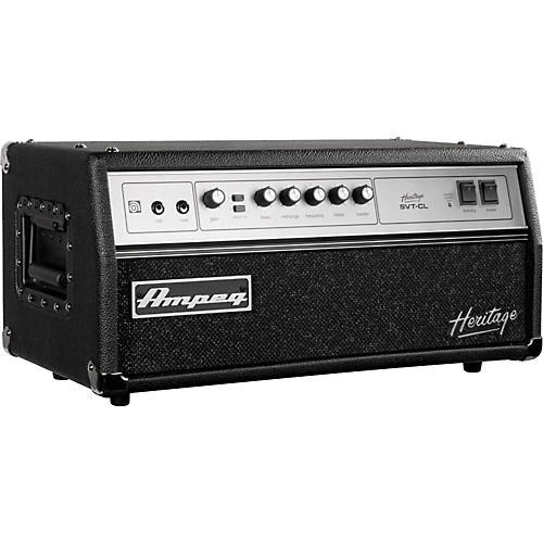 Open Box Ampeg Heritage Series SVT-CL 2011 300W Tube Bass Amp Head