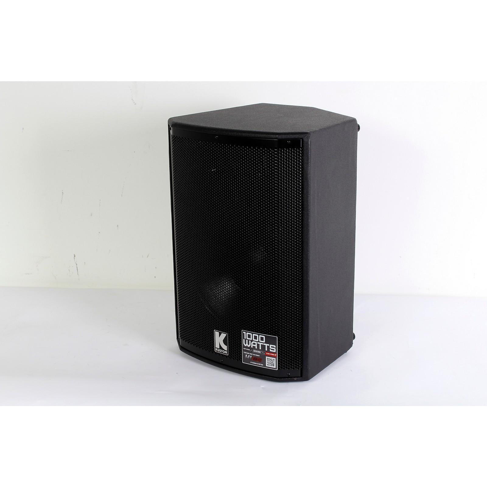 Open Box Kustom PA HiPAC12 12 in. Powered Speaker