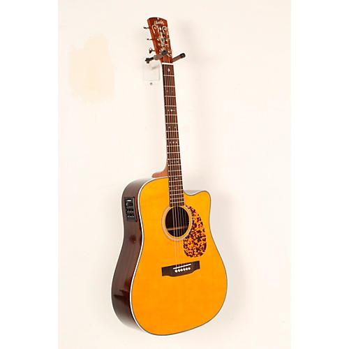 Open Box Blueridge Historic Series BR-160CE Cutaway Dreadnought Acoustic-Electric Guitar