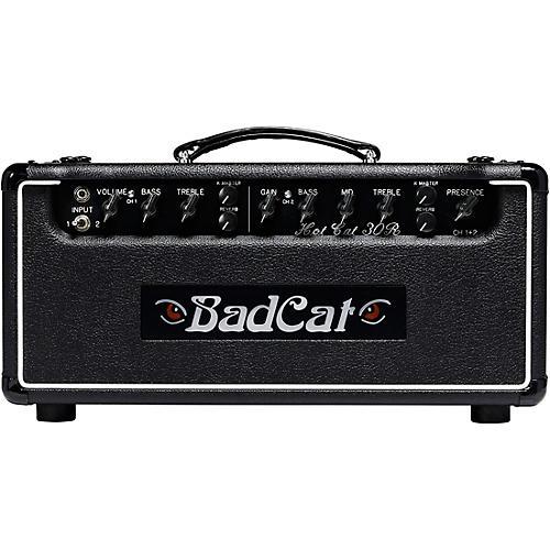Open Box Bad Cat Hot Cat 30W Guitar Amp Head with Reverb