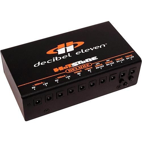 Open Box Decibel Eleven Hot Stone Deluxe Isolated DC Power Supply