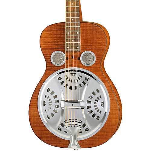 Open Box Dobro Hound Dog Square Neck Resonator Guitar