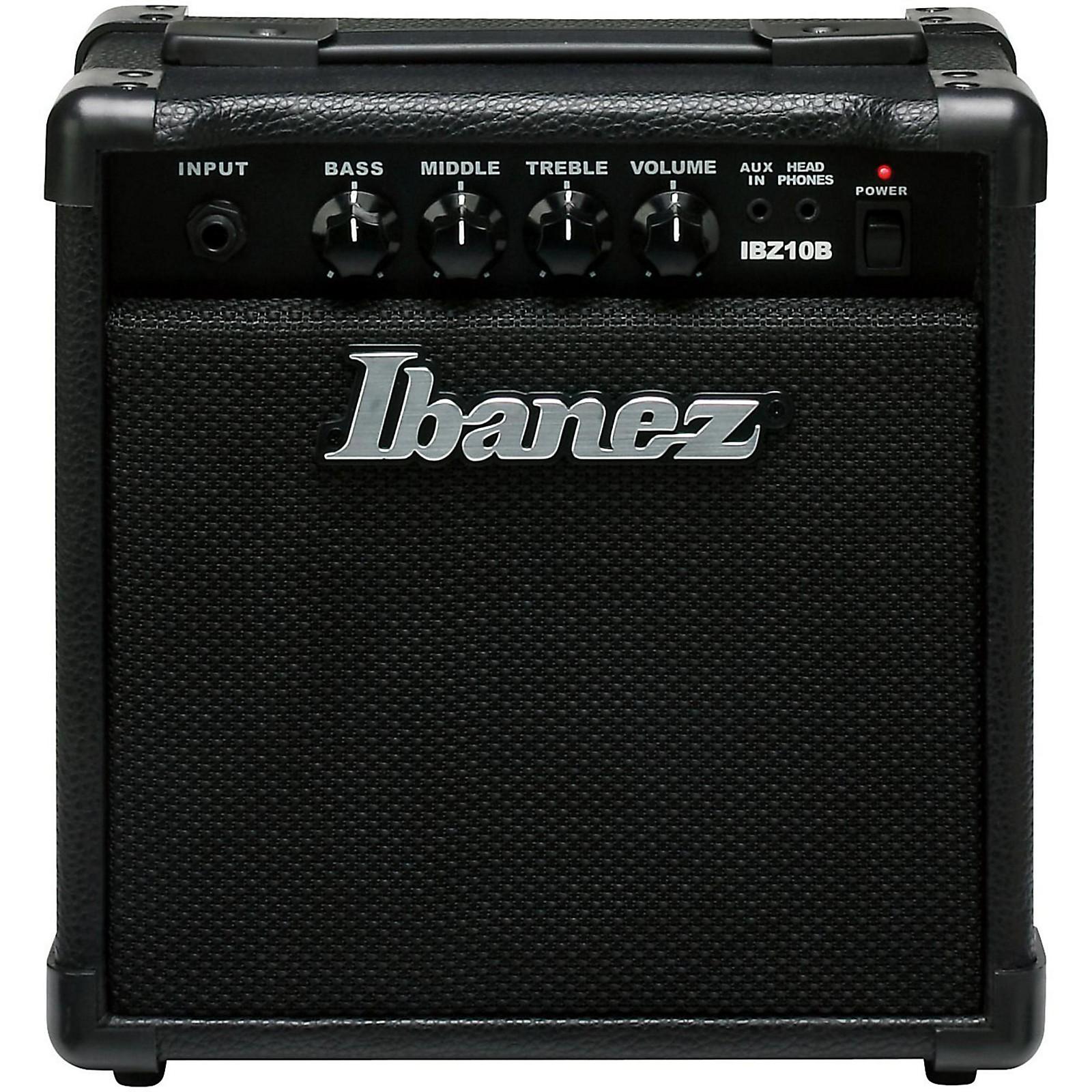 Open Box Ibanez IBZ10B 10W Bass Amplifier