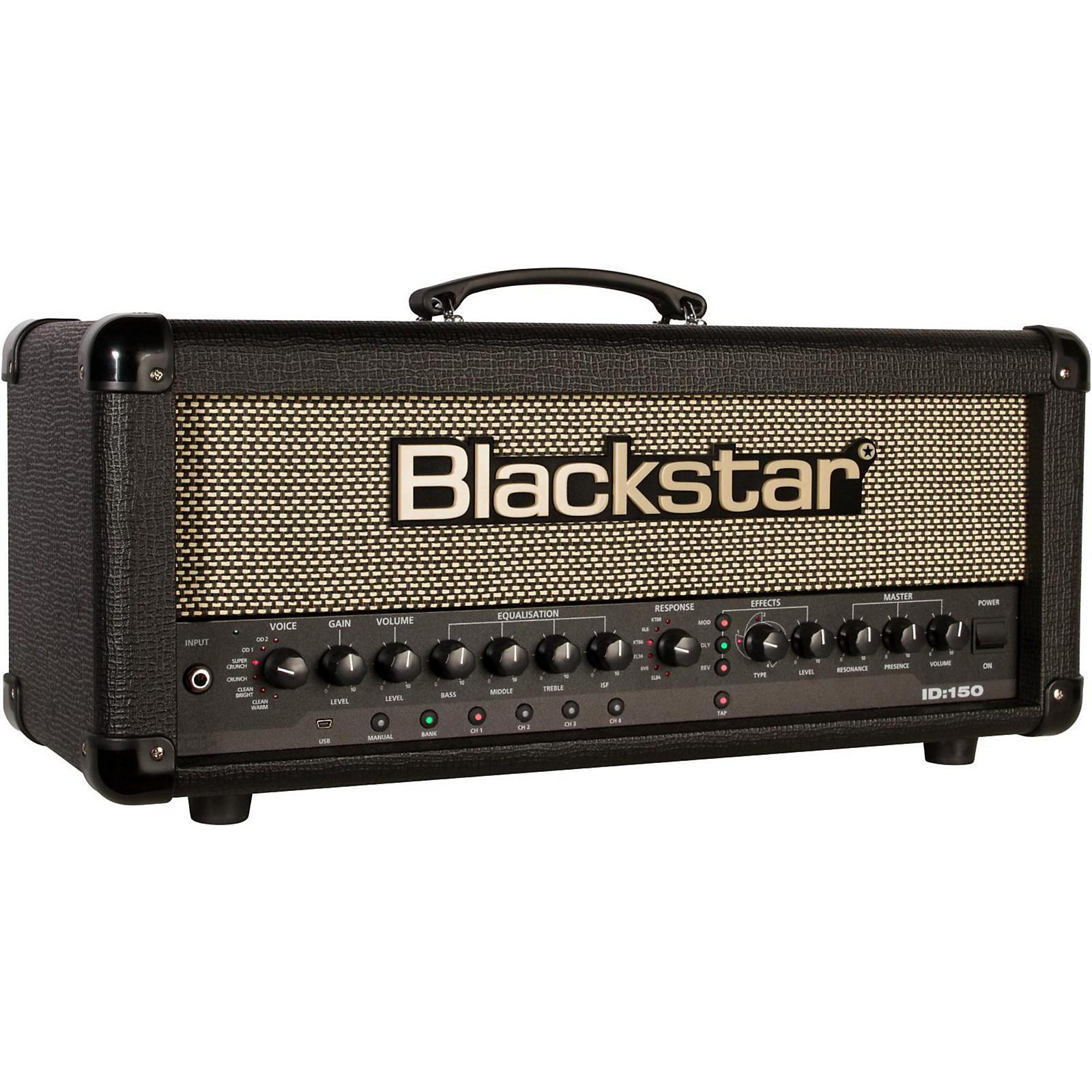 Open Box Blackstar ID150H 150W Digital Guitar Amplifier Head