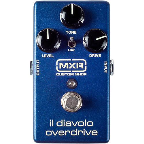 Open Box MXR Custom Shop IL Diavolo Overdrive Pedal