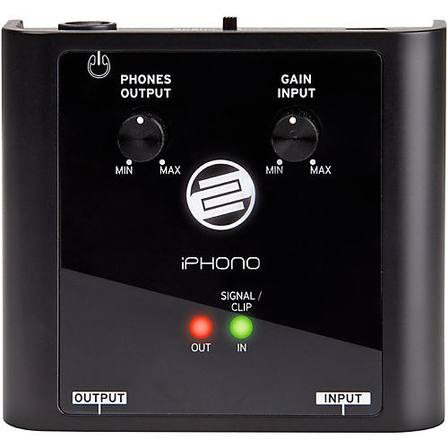 Open Box Reloop IPhono 2 Portable Phono/Line USB Recording Interface