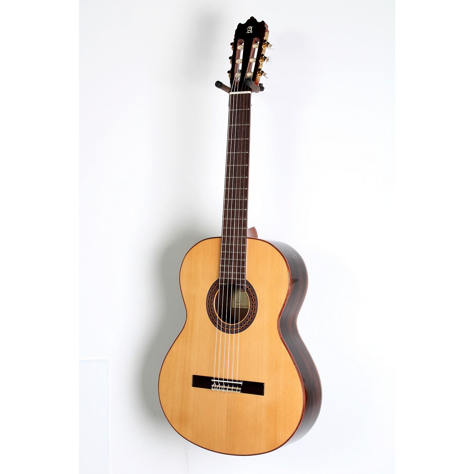 Open Box Alhambra Iberia Zircote Classical Acoustic Guitar