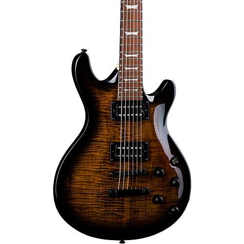 Open Box Dean Icon X Flame Top Electric Guitar