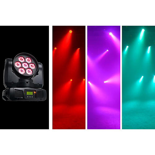 Open Box American DJ Inno Color Beam Quad 7