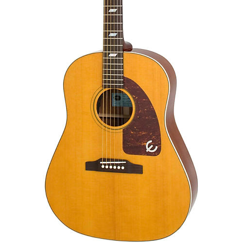 Open Box Epiphone Inspired by 1964 Texan Acoustic-Electric Guitar