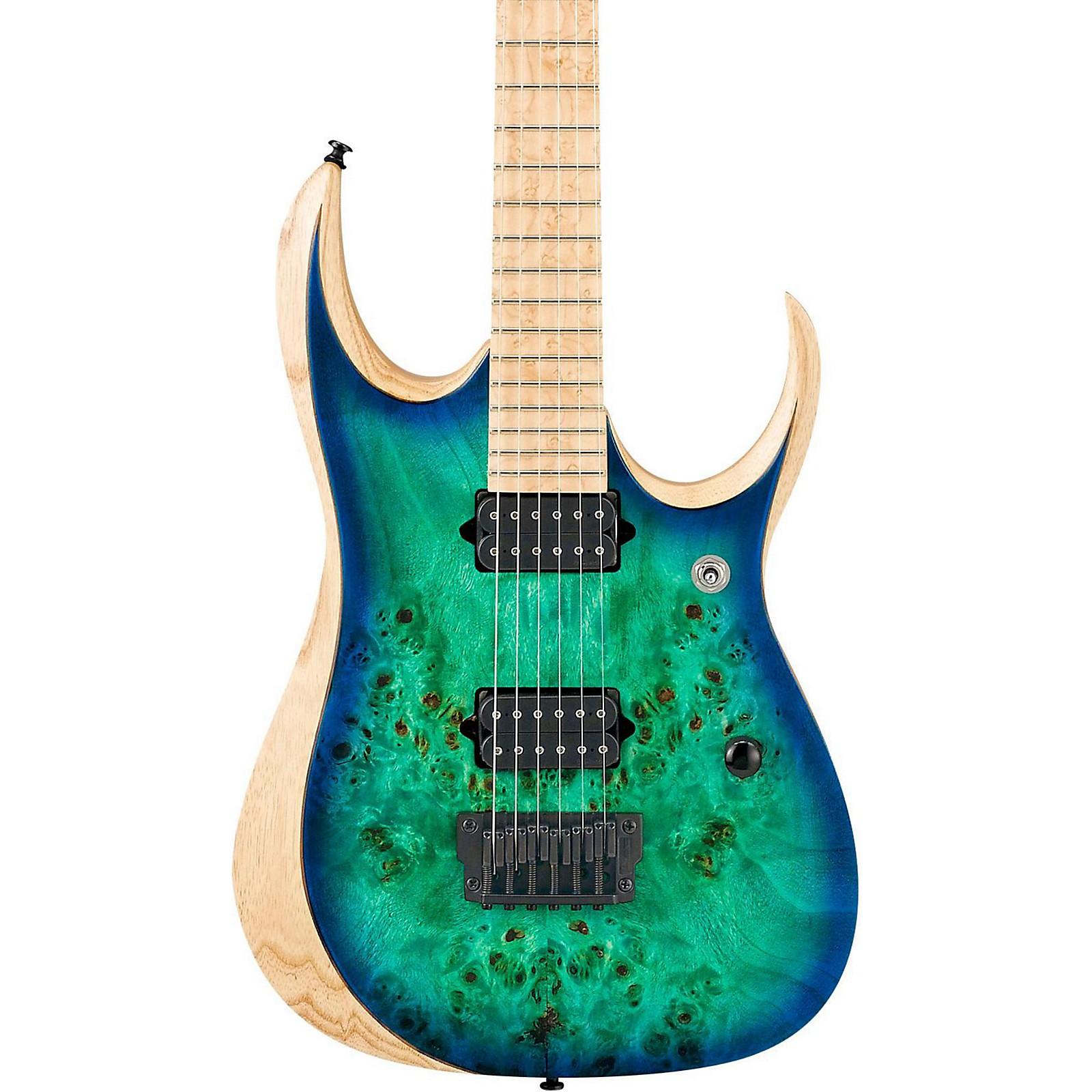 Open Box Ibanez Iron Label RGD Series RGDIX6MPB Electric Guitar