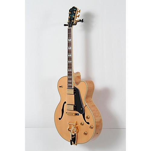 Open Box Washburn J7V Jazz Venetian Cutaway Electric Guitar