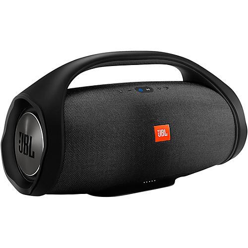 Open Box JBL Boombox Wireless Bluetooth Waterproof Portable Speaker Black