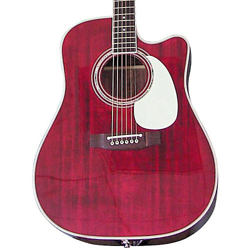 Open Box Takamine JJ325SRC John Jorgenson Signature Acoustic-Electric