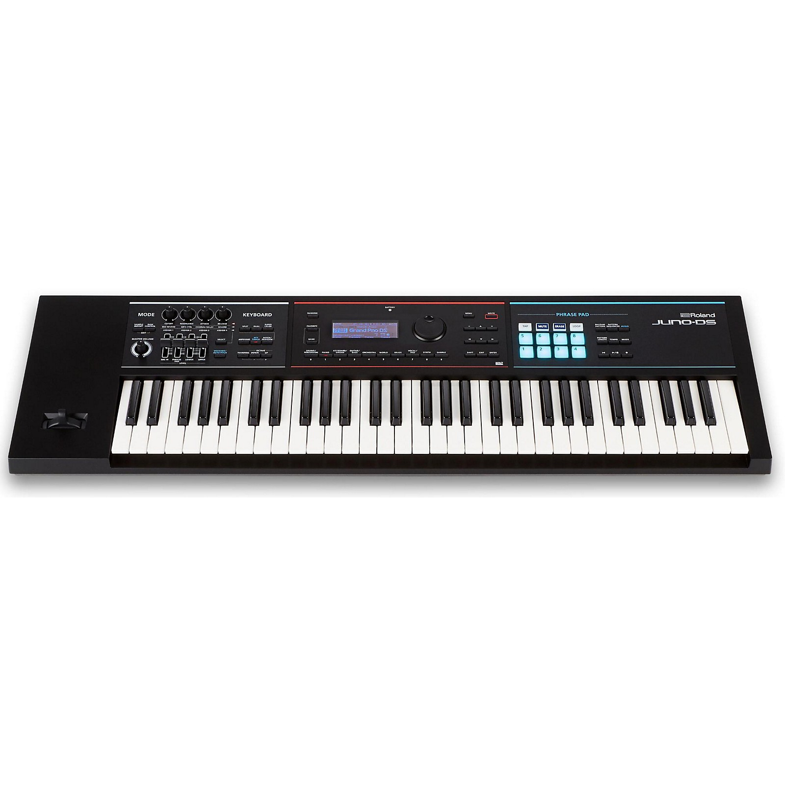 Open Box Roland JUNO-DS61 Synthesizer