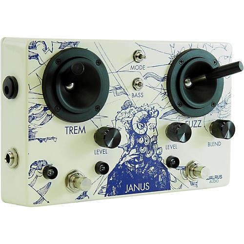 Open Box Walrus Audio Janus Tremolo/Fuzz