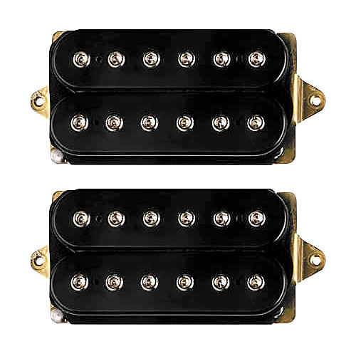 Open Box DiMarzio Joe Satriani Humbucker Set F-SP NK F-SP BRDG