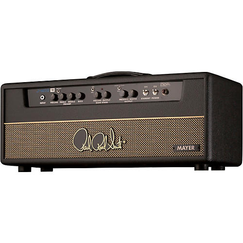 Open Box PRS John Mayer J-MOD 100-Watt Head in Stealth Tube Amplifier