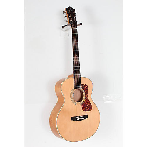 Open Box Guild Jumbo Junior Flamed Maple Acoustic-Electric Guitar