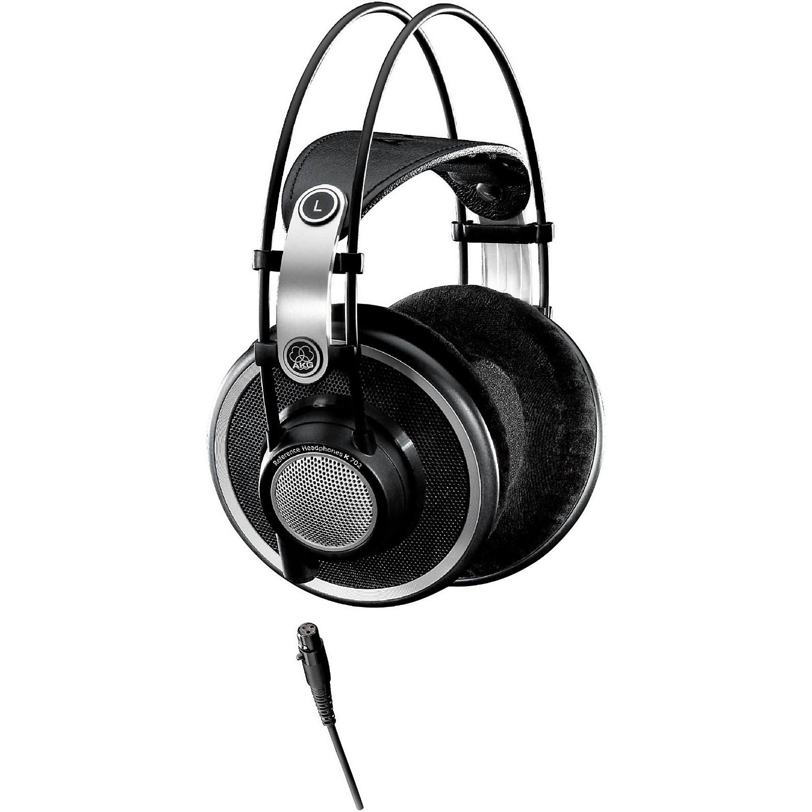 Open Box AKG K702 Professional Studio Headphones