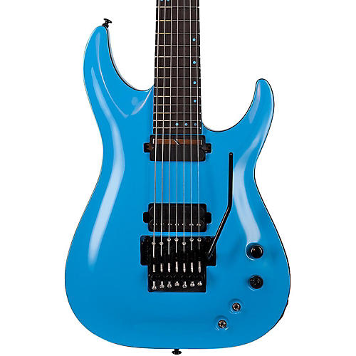 Open Box Schecter Guitar Research KM-7 FR-S Electric Guitar