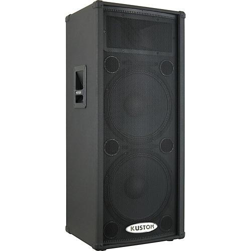 Open Box Kustom PA KPC215HP Dual 15