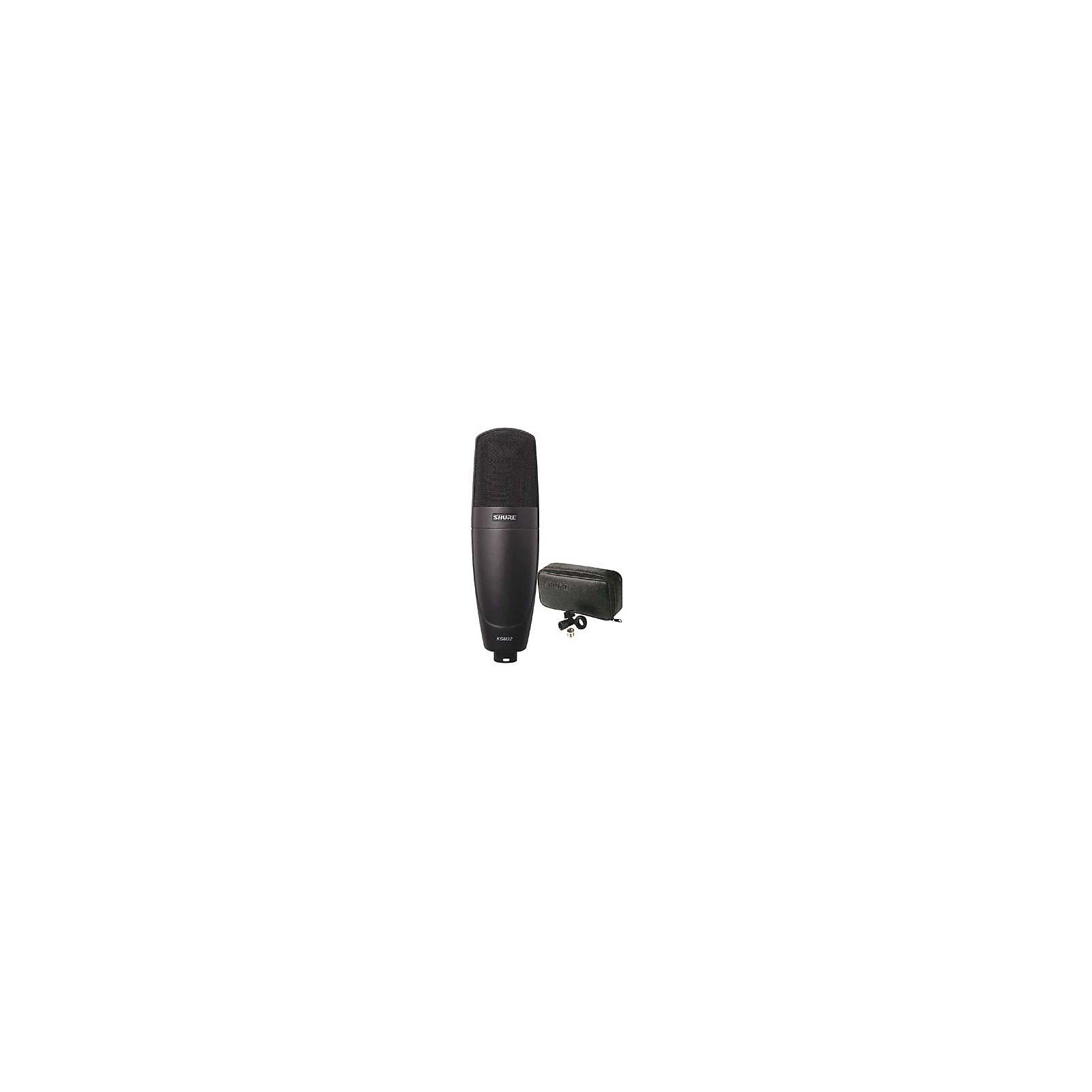 Open Box Shure KSM32/CG Condenser Microphone