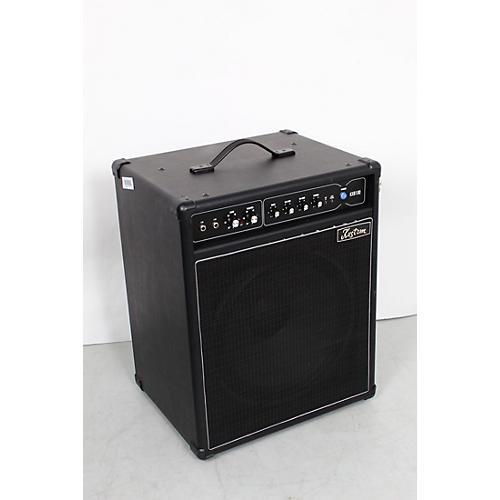 Open Box Kustom KXB100 100W 1x15 Bass Combo Amp
