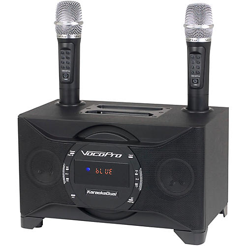 Open Box VocoPro Karaoke Dual-Plus