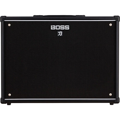 Open Box Boss Katana Cabinet 212 150W 2x12 Guitar Speaker Cabinet