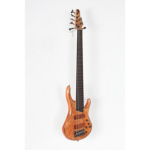 Open Box MTD Kingston Z6 6-String Fretless Ebony Fingerboard Electric Bass Guitar