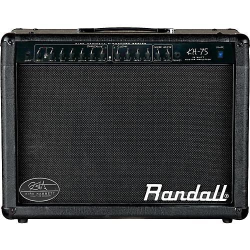 Open Box Randall Kirk Hammett KH75 75W 1x12 Guitar Combo Amp