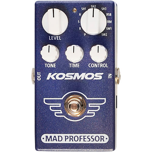 Open Box Mad Professor Kosmos Reverb Effects Pedal