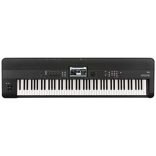 Open Box Korg Krome 88 Keyboard Workstation