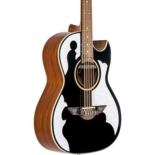 Open Box H. Jimenez LBQ4 Bajo Quinto El Patron Series Acoustic-Electric
