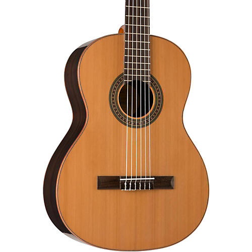 Open Box Lucero LC200S Solid-Top Classical Acoustic Guitar