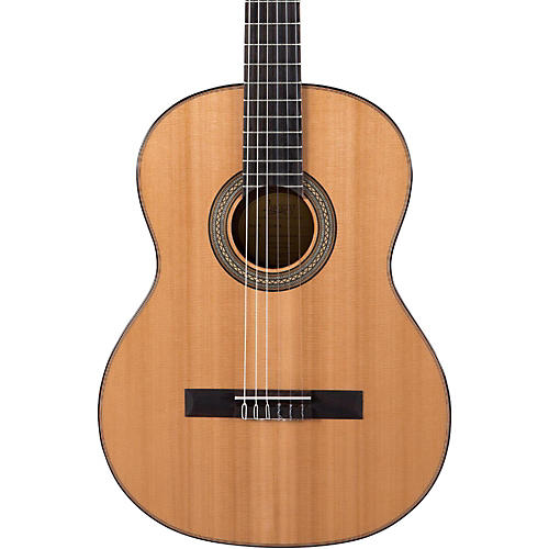 Open Box Lucero LC230S Exotic wood Classical Guitar