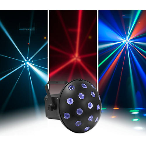 Open Box Eliminator Lighting LED Cloud RGBWA Lighting Effect
