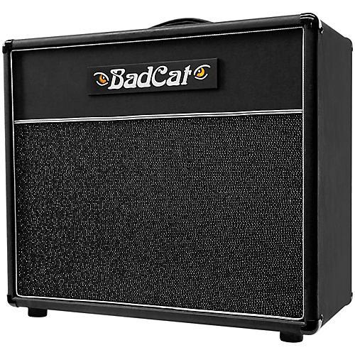Open Box Bad Cat LG 1x12 Guitar Speaker Cab Silver