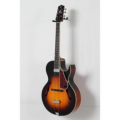 Open Box The Loar LH-650 Archtop Cutaway Hollowbody Guitar