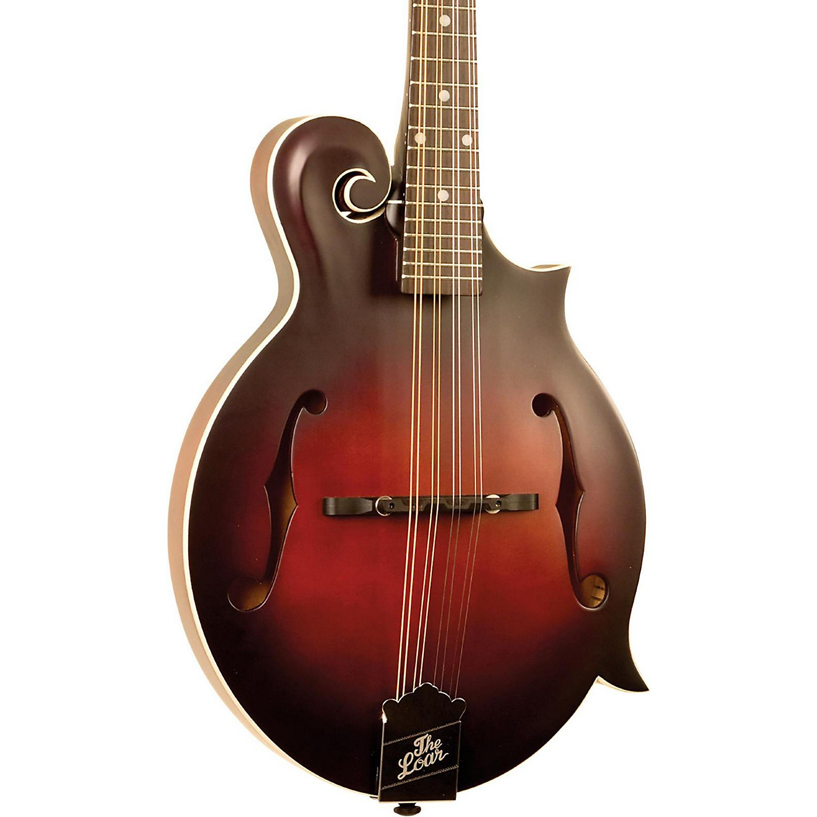 Open Box The Loar LM-310F Hand-Carved F-Style Mandolin
