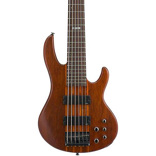 Open Box ESP LTD D-6 6-String Bass Guitar
