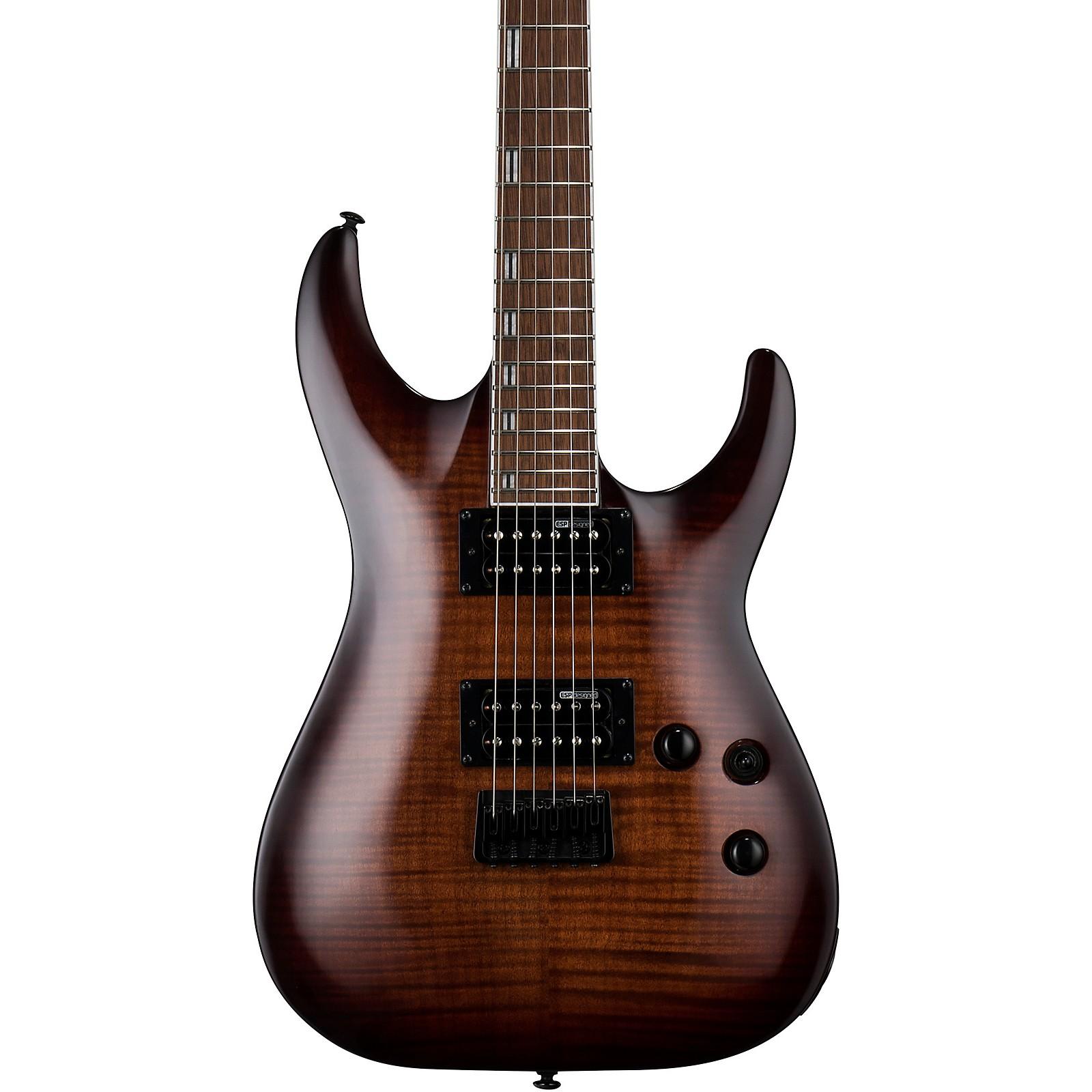 Open Box ESP LTD H-200FM Electric Guitar
