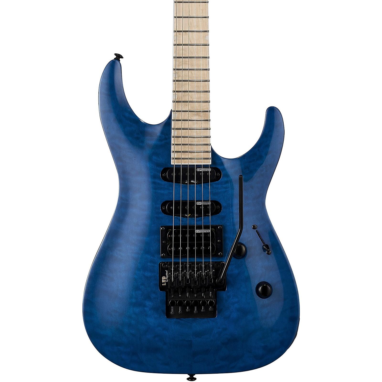 Open Box ESP LTD MH-203QM Electric Guitar