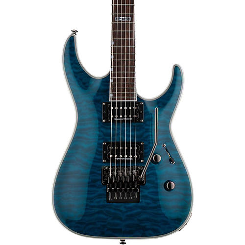 Open Box ESP LTD MH-401QM Electric Guitar