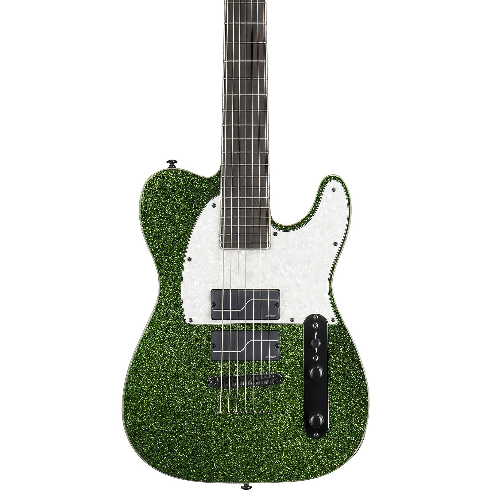 Open Box ESP LTD Stef Carpenter SCT-607 Baritone Electric Guitar