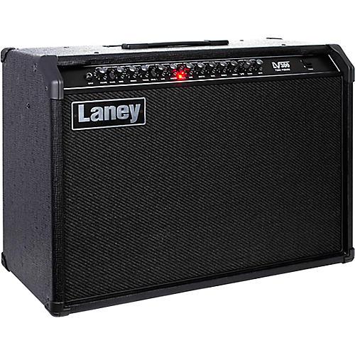 Open Box Laney LV300T 120W 2x12 Tube Hybrid Guitar Combo Amp