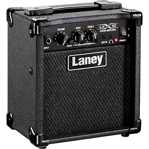 Open Box Laney LX10 BK 10W 1x5 Guitar Combo Amp