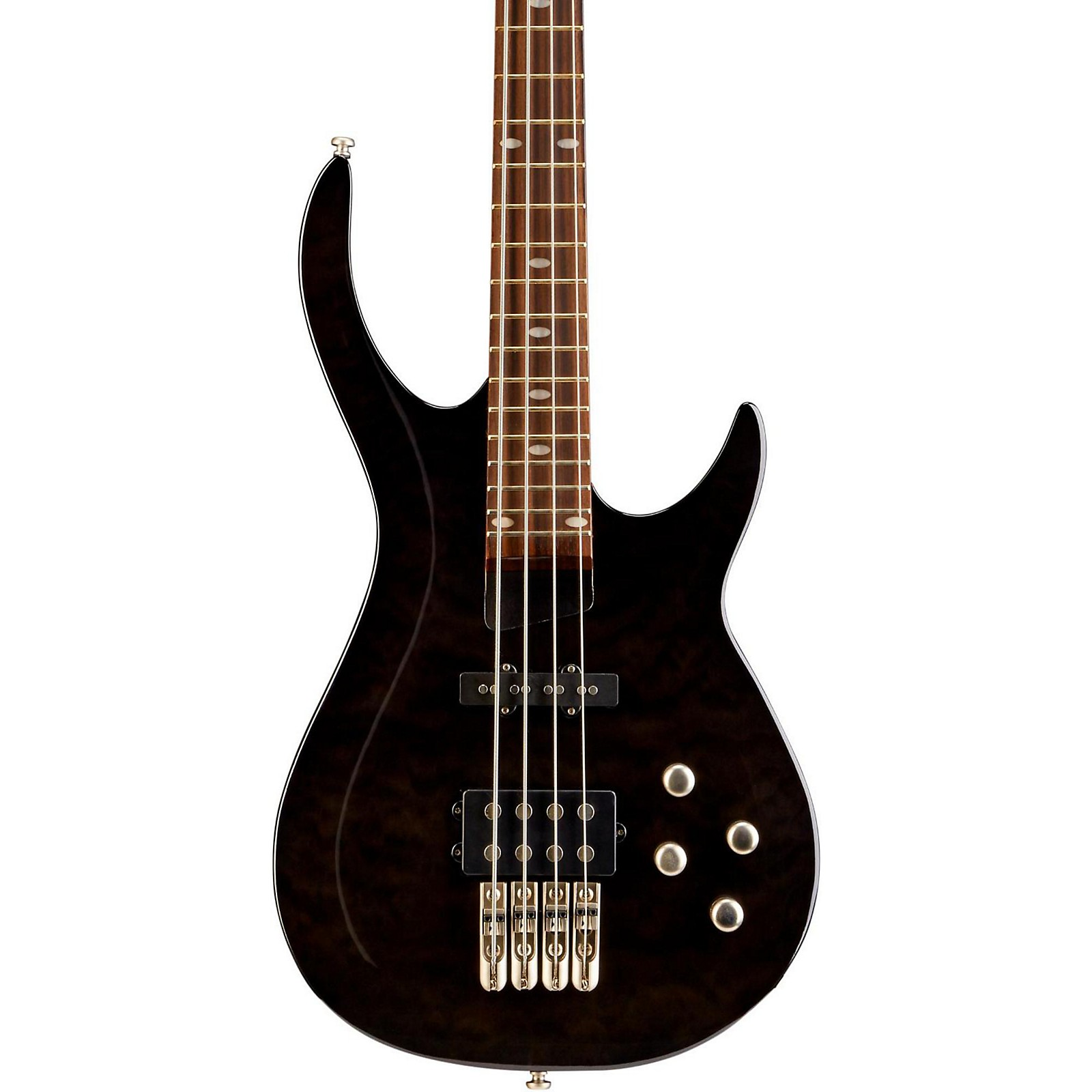 Open Box Rogue LX400 Series III Pro Electric Bass Guitar