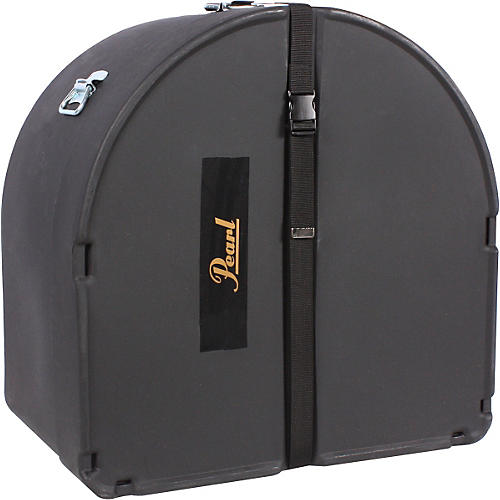 Open Box Pearl Large Marching Bass Drum Cases